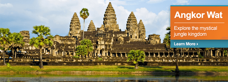 Top Siem Reap Attraction Tickets