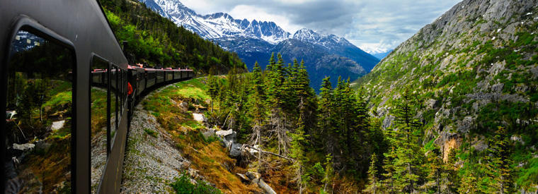 Top Skagway Half-day Tours