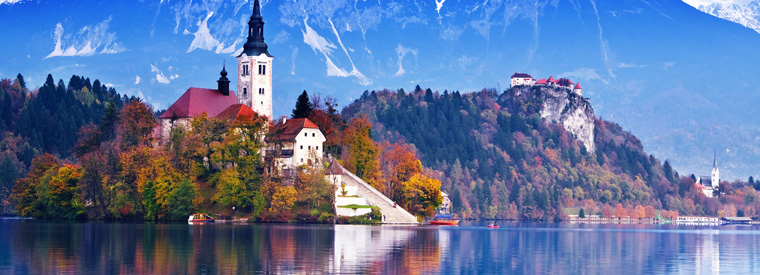 Top Slovenia Walking & Biking Tours