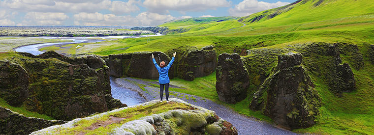 Top South Iceland Hiking & Camping