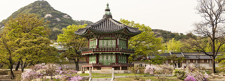 South Korea Cruises, Sailing & Water Tours