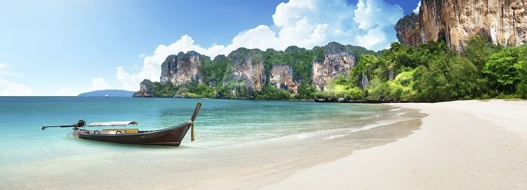 Southern Thailand and Andaman Coast