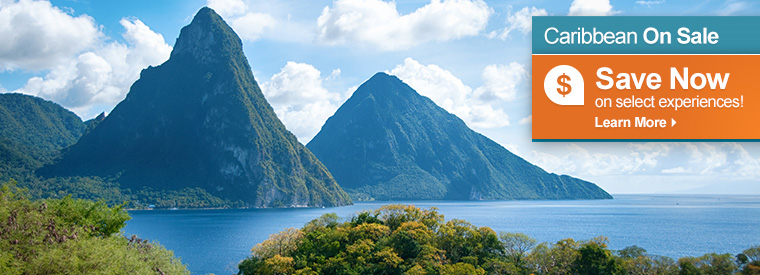 St Lucia Deals and Discounts