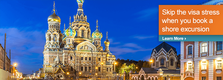 Top St Petersburg Night Cruises
