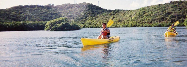 St Thomas Kayaking & Canoeing