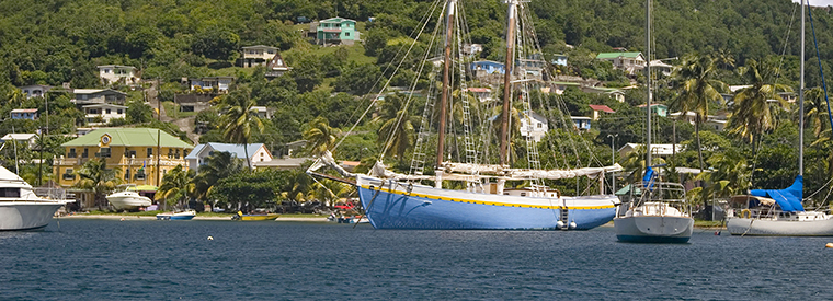 St Vincent and the Grenadines Full-day Tours