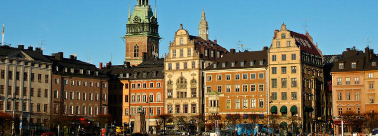 Stockholm Self-guided Tours & Rentals