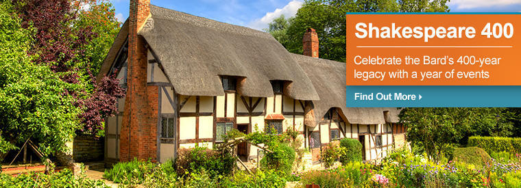 Top Stratford-upon-Avon Literary, Art & Music Tours