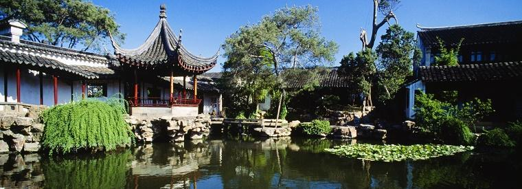 Top Suzhou Private Sightseeing Tours