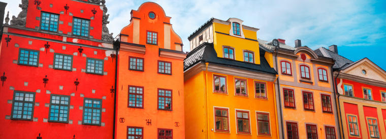 Sweden Multi-day & Extended Tours
