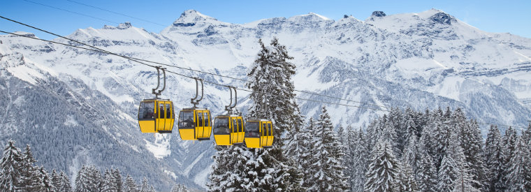 Top Swiss Alps Overnight Tours