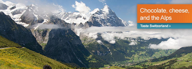Switzerland Self-guided Tours & Rentals