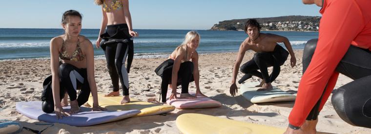 Sydney Surfing & Windsurfing