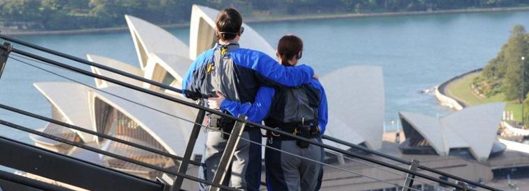 Sydney Climbing