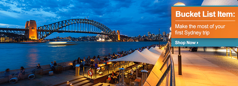 Sydney Multi-day Tours