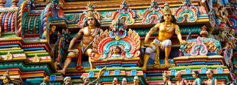 Top Tamil Nadu Bus & Minivan Tours