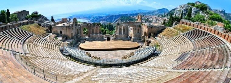 Taormina Shows, Concerts & Sports