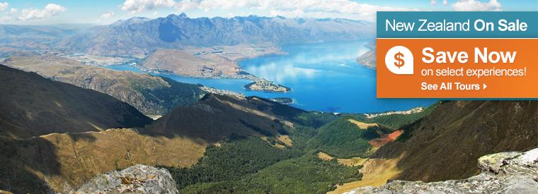 Te Anau Tours & Sightseeing