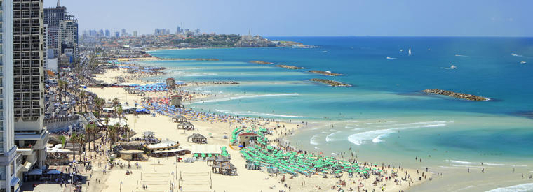 Top Tel Aviv Bike & Mountain Bike Tours