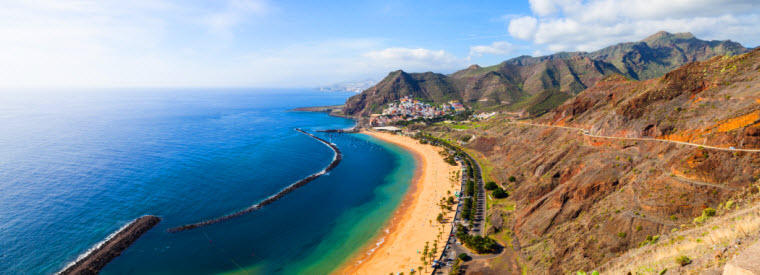 Top Tenerife Walking & Biking Tours