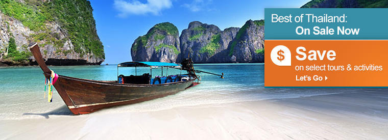 Thailand Cruises, Sailing & Water Tours