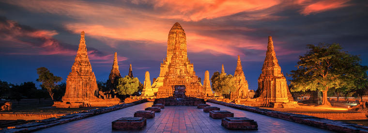 Thailand Literary, Art & Music Tours