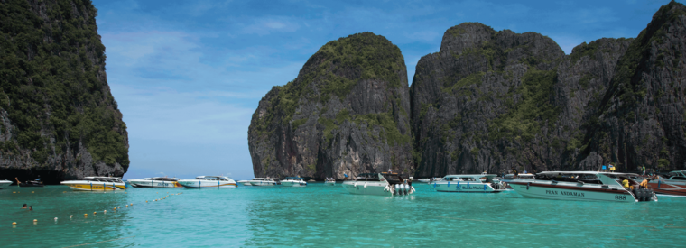 Top Thailand Waterskiing & Jetskiing