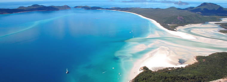 Top The Whitsundays & Hamilton Island Air, Helicopter & Balloon Tours