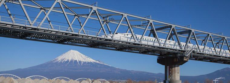 Tokyo Multi-day Rail Tours