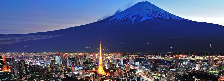Top Tokyo Outdoor Activities