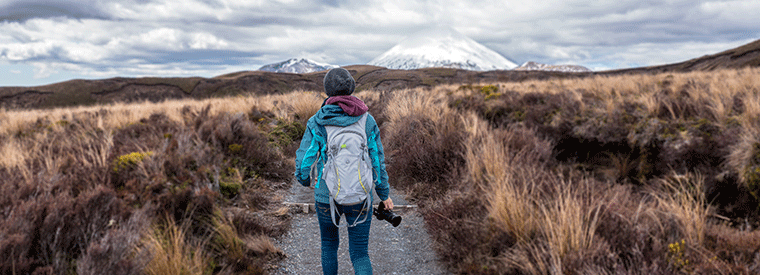 Top Tongariro National Park Walking Tours