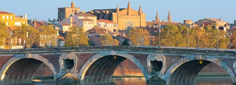 Top Toulouse Walking & Biking Tours