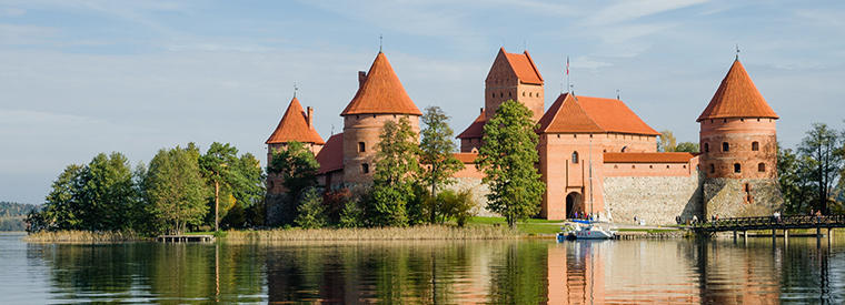 Top Trakai Air, Helicopter & Balloon Tours