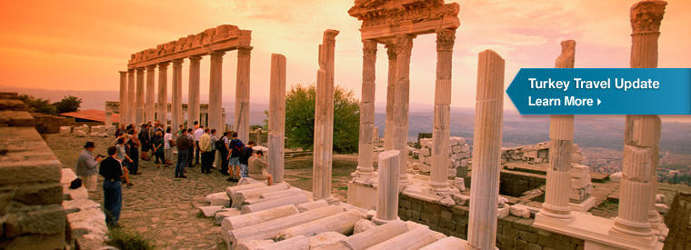 Turkey Walking Tours