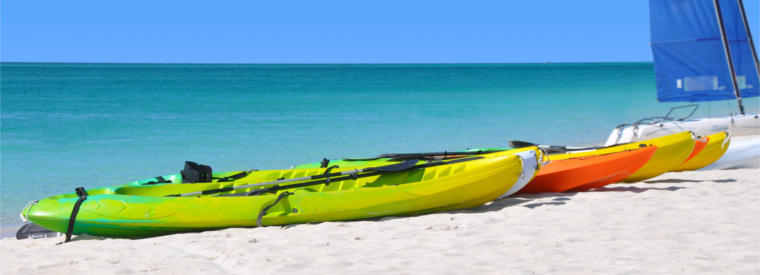 Top Turks and Caicos Water Sports