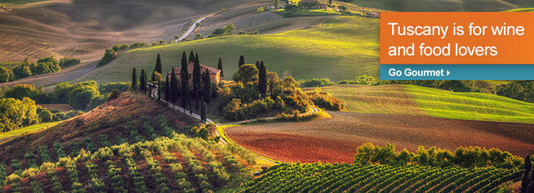 Tuscany Attraction Tickets