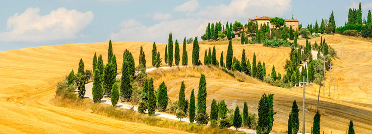 Top Tuscany Honeymoon Packages