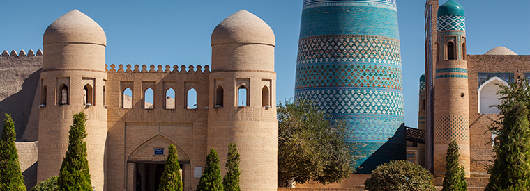 Top Uzbekistan Tours & Sightseeing