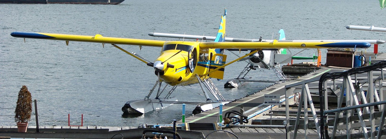 Top Vancouver Air Tours