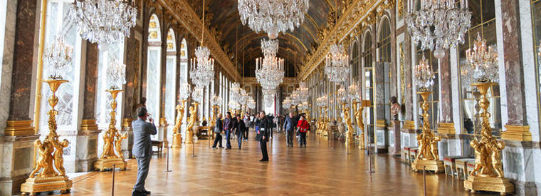 Top Versailles Half-day Tours
