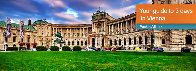 Vienna Sightseeing Packages