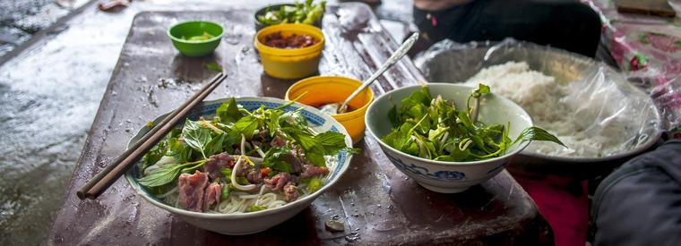 Vietnam Food, Wine & Nightlife