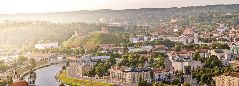 Vilnius Walking & Biking Tours