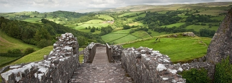 Top Wales Walking & Biking Tours