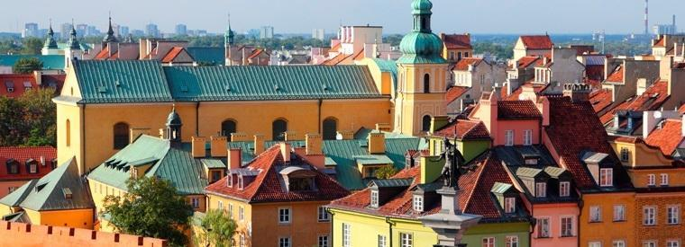 Warsaw Hop-on Hop-off Tours