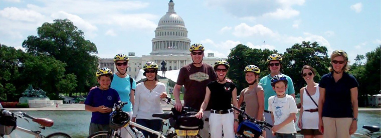Washington DC Bike & Mountain Bike Tours