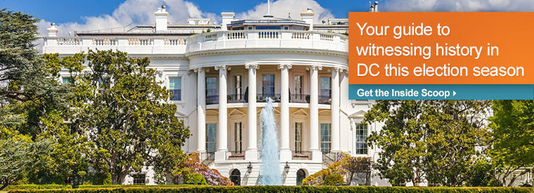 Washington DC Viator VIP & Exclusive Tours