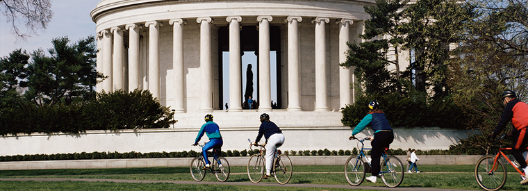 Top Washington DC Bike & Mountain Bike Tours
