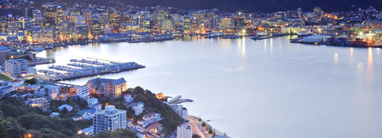 Top Wellington Airport & Ground Transfers