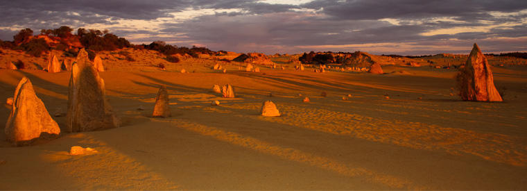 Western Australia Walking Tours